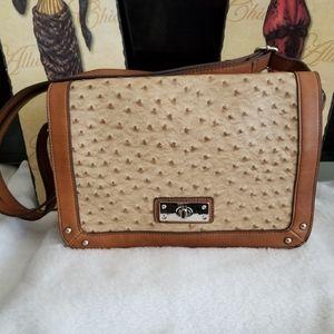 Merona leather shouder bag..